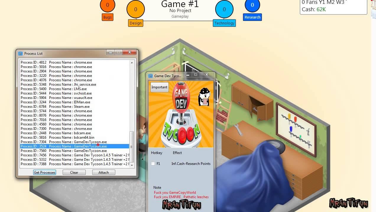 game dev tycoon apk mod unlimited money