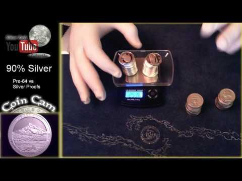 90% Silver - Pre-1964 vs Modern Silver Proofs