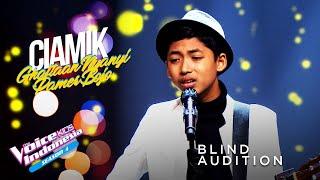 Ghatfaan Rifki - Pamer Bojo | Blind Auditions | The Voice Kids Indonesia Season 4 GTV 2021