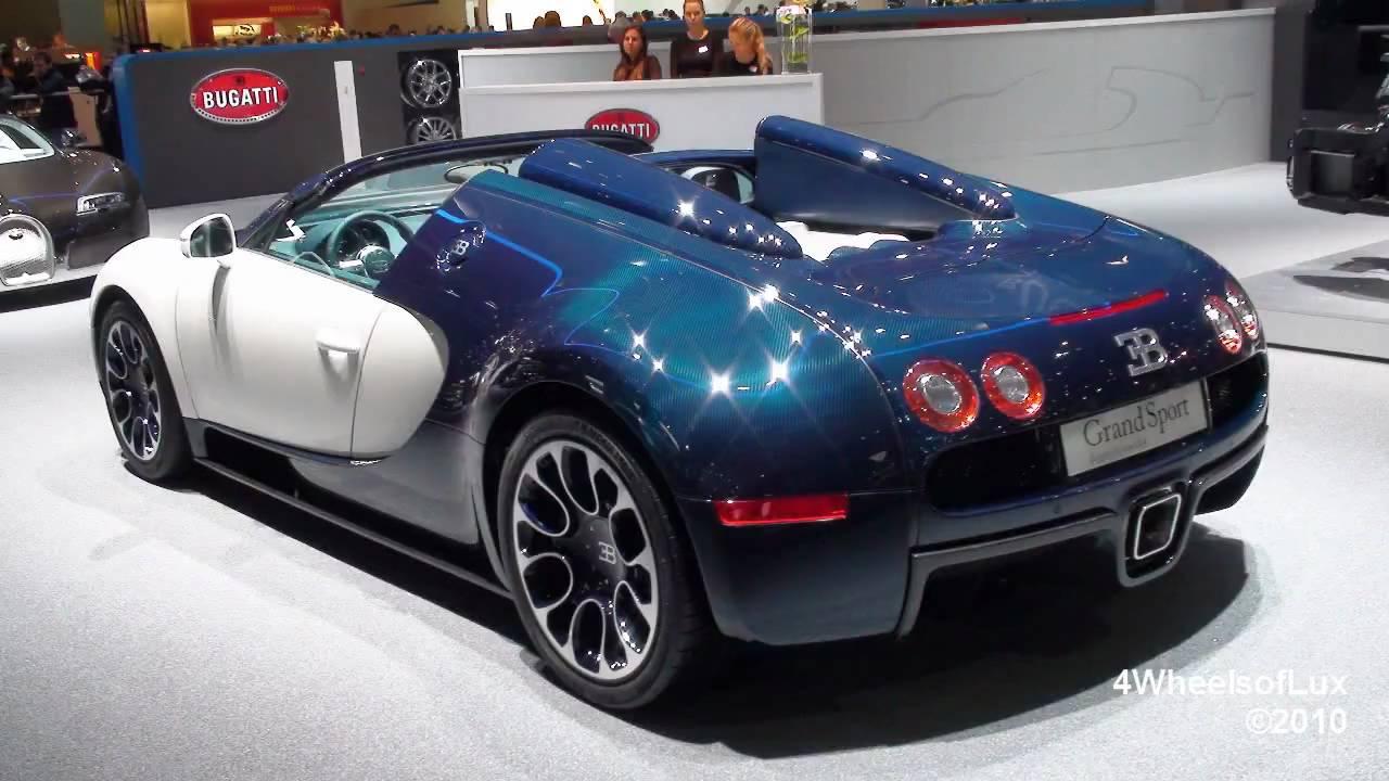 bugatti veyron grand sport royal dark blue youtube. Black Bedroom Furniture Sets. Home Design Ideas