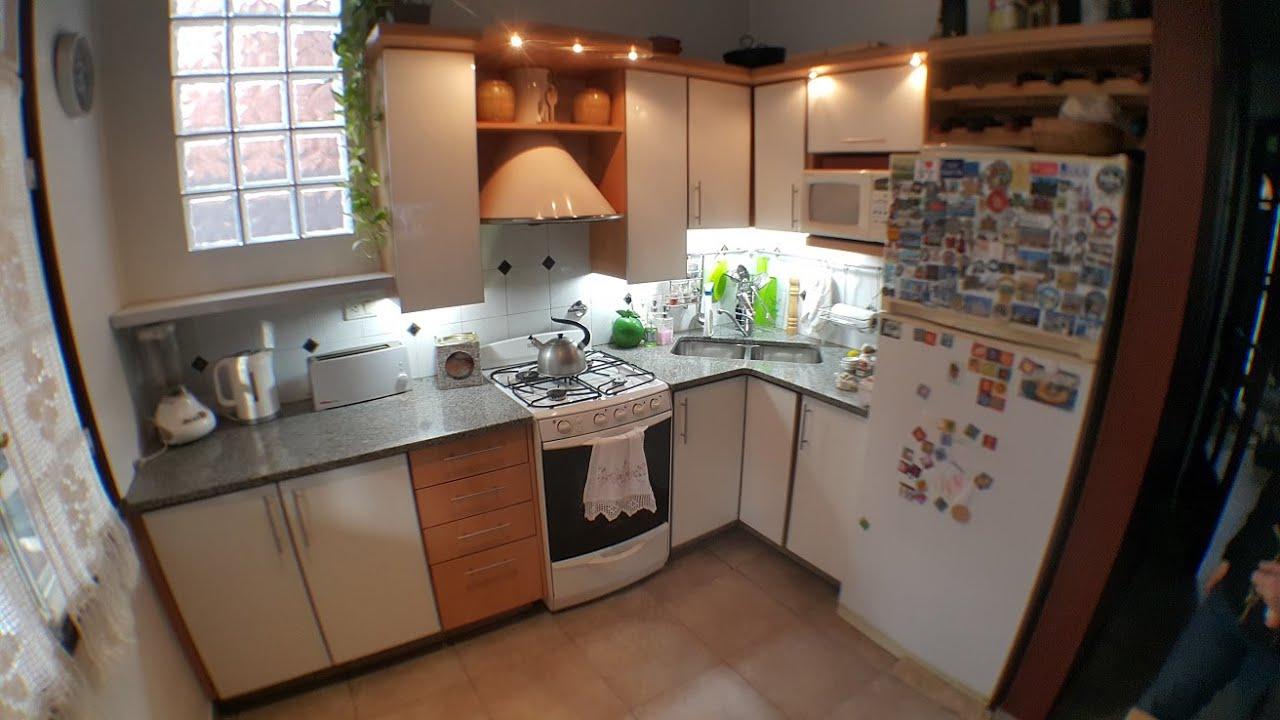 Fabricantes Muebles Cocina. Mueble De Cocina En Forma Triangular O ...