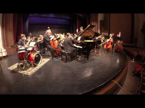 Jazz Concerto for Piano and Orchestra by Greg Yasinitsky
