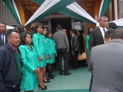 DEVELOPPEMENT : 40 ANS DU FOFIFA MADAGASCAR