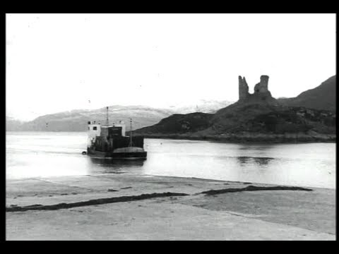Alan Whicker - The Skye Ferry