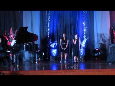 Bettina and Sabrina - A Thousand Years (duet)