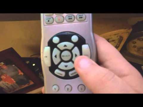 RTI T1 remote control