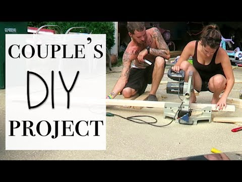 our-diy-project- -vlog
