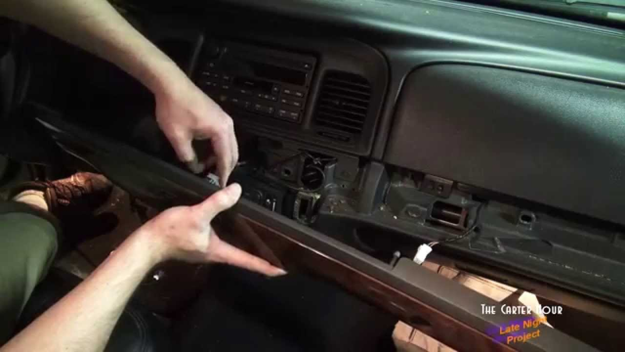 Ford Lincoln Mercury EATC Repair Video  In Depth Tutorial  300 Dollars in Parts  YouTube