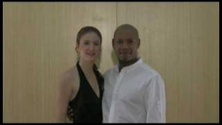 Kizomba - free lessons from Master Kizomba teacher, from their new DVD at www.kentsalsa.com