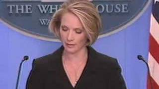 wh press briefing october 4 2007