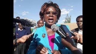 There will be a split in Kenya once BBI report is read - Alice Wahome