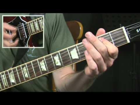 Stoner Rock Guitar Lesson - Riff Creation Ingredients