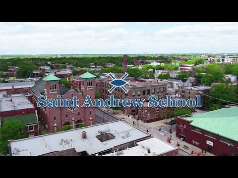 Saint Andrew School Drone Video