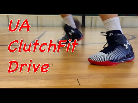 e492f9fb5c6e Under Armour ClutchFit Drive Performance Review - YouTube