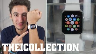 Test Apple Watch Series 2 Français