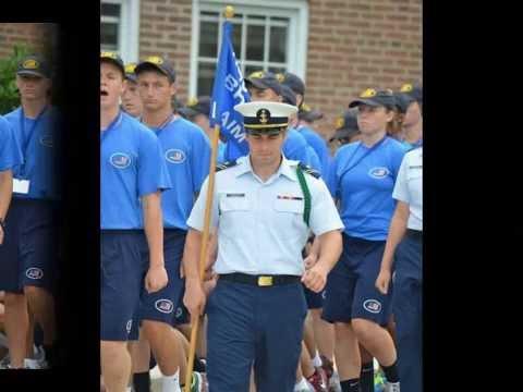 United States Coast Guard Academy AIM Summer 2013