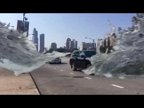 Flash Flood In Chicago