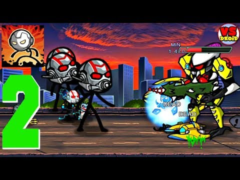 HERO WARS: Super Stickman Defense | Hack | New UPDATE | New Heroes Full Upgrade | Android 2018 FHD