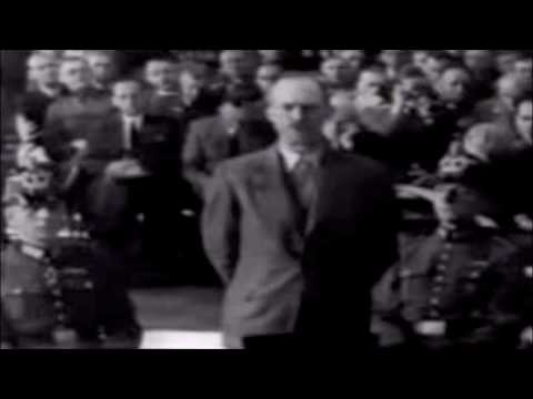 Generalleutnant Paul von Hase before Freislers Peoples Court