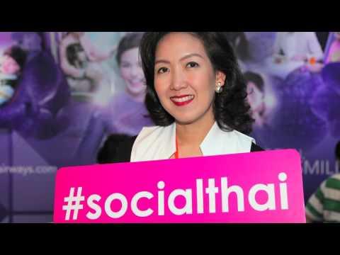 Preyanan Mongkolsri, Thai Airways International - TBEX Asia 2015 - TravelMedia.ie