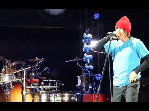 Red Hot Chili Peppers - Bogotá, Colombia 04.04.2014 MULTICAM FULL SHOW