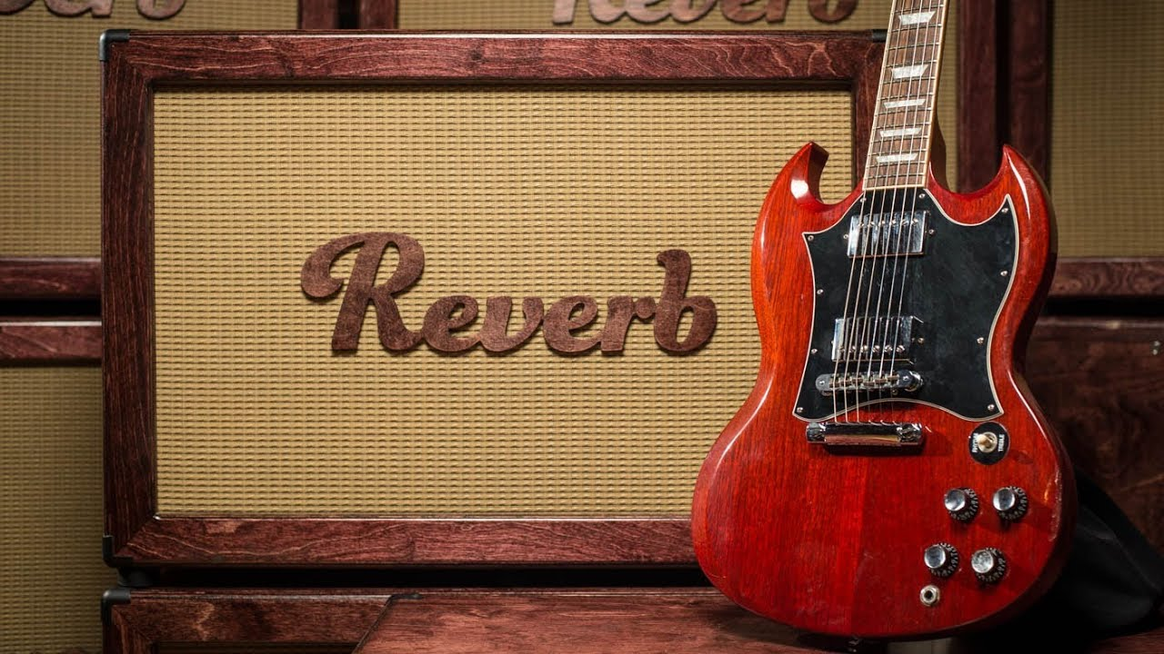 Gibson SG Standard Demo