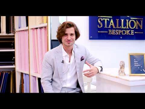Best Tailor in Dubai,  Mens Tailor in UAE | Stallion Bespoke Dubai