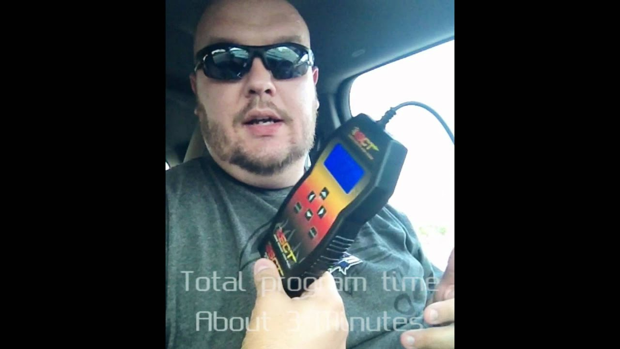 Review and overview of the sct x3 tuner for 2011 f250 tuned by 5 star tuning