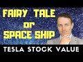 TESLA STOCK PRICE ANALYSIS - A FAIR VALUATION
