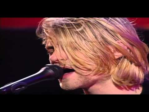 Nirvana - The Man Who Sold The World - Live & Loud HD