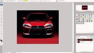 Урок мозайки Photoshop CS3.wmv