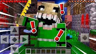 FINDING NIGHTMARE BALDI in Minecraft at 3:00 AM.. (SECRET RECORDING)