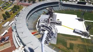 acdc set up domain stadium