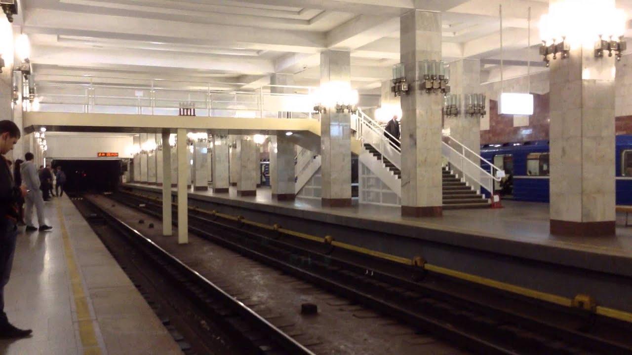фото нижнего новгорода метро