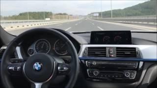 BMW 320İ ED 0-200 UPHİLL