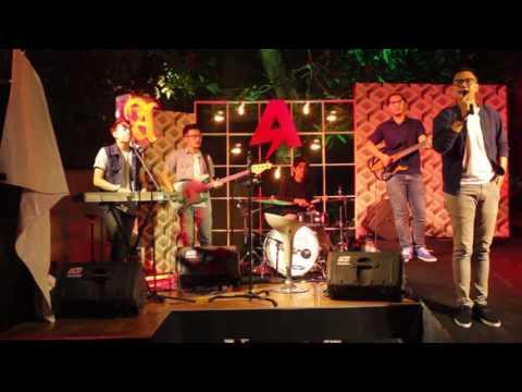 Batiga - Cinta Diam Diam Live at Artphoria A zone Solo