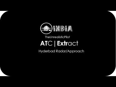 [IVAO IN] ATC   Extract - Hyderabad Radar