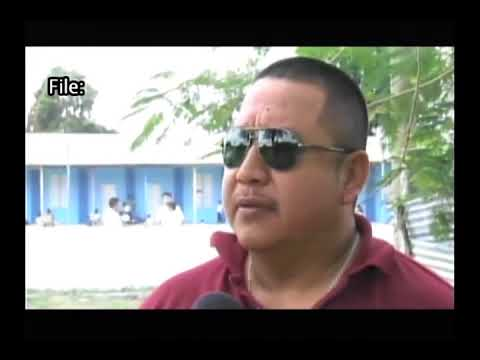 THE BELIZE POLICE DEPARTMENT MOURNS THE DEATH OF INSPECTOR NICHOLAS PALOMO