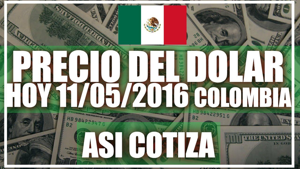 Precio Del Dolar Hoy En Mexico 18 De Mayo 2016