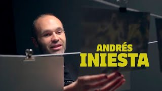 "Andrés INIESTA: ""The most INCREDIBLE MOMENT I've ever had!"" 🤯"