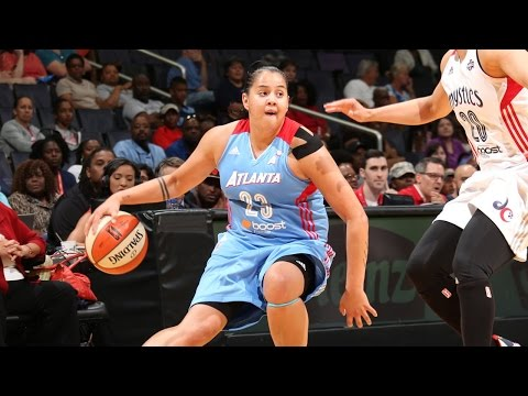 2015 WNBA All-Star Top Plays: Shoni Schimmel