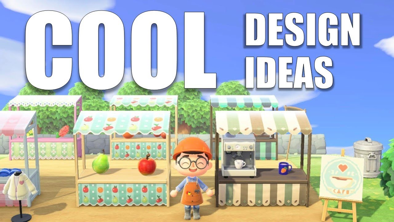 Cool Design Ideas For Your Island Animal Crossing New Horizons