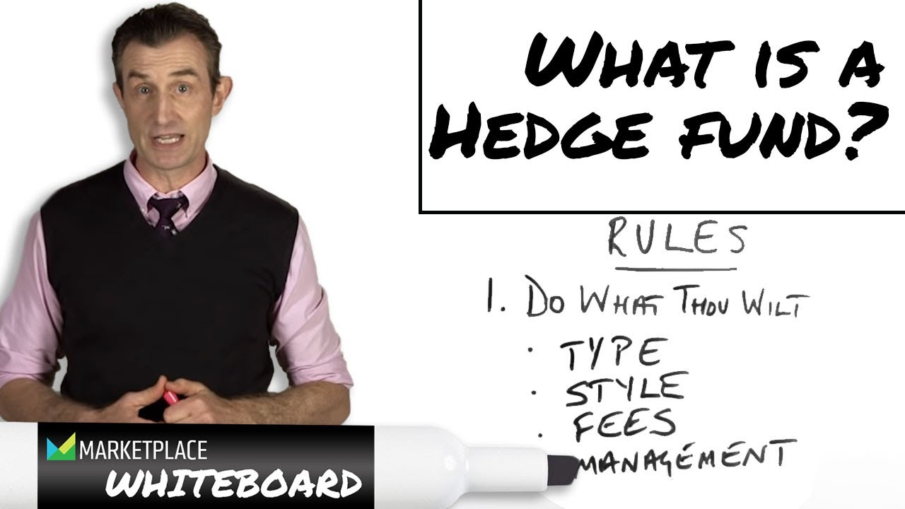 What Is a Hedge Fund? 3 Things You Need to Know
