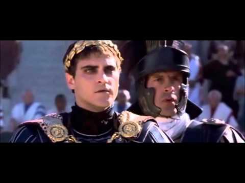 """Famous Movie Scene: Gladiator """"Maximus Decimus Meridius"""" HD"""