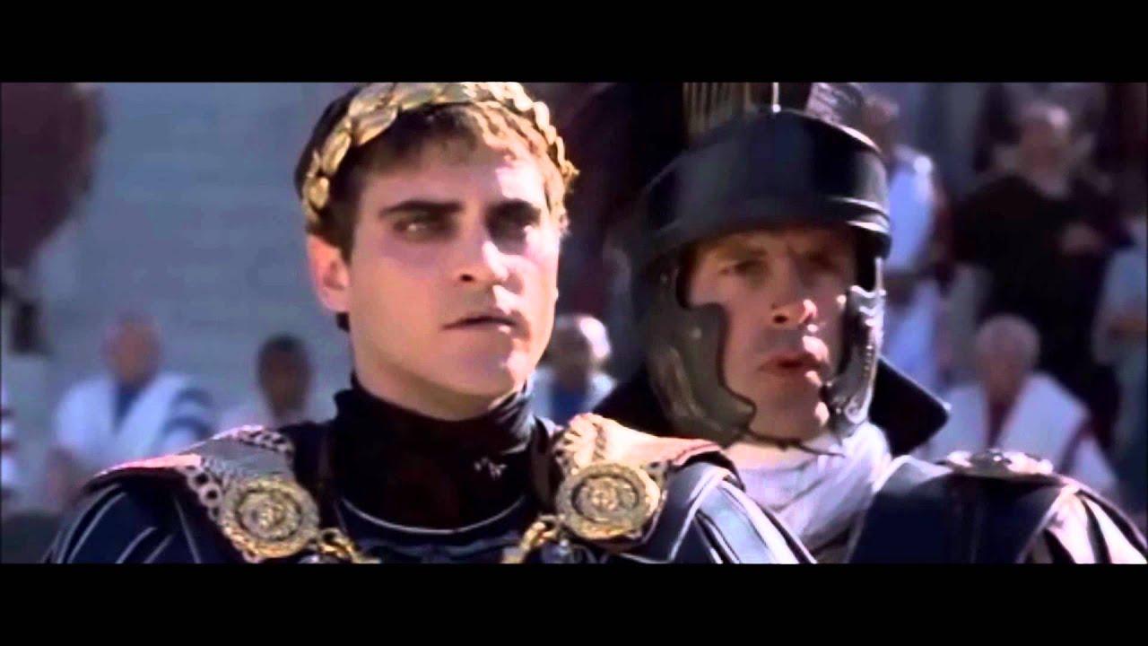 gladiator famous scene maximus meridius decimus