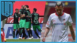 El equipo Lagunero se queda con los tres puntos tras ganar a los Diablos Rojos en el Estado de México