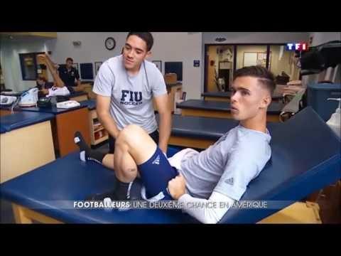 Reportage TF1 sur FFFusa - Sport-Etudes en Université Américaine