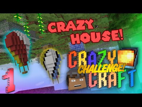 Full download minecraft welcome nooch crazy craft 2 0 for Crazy craft free download
