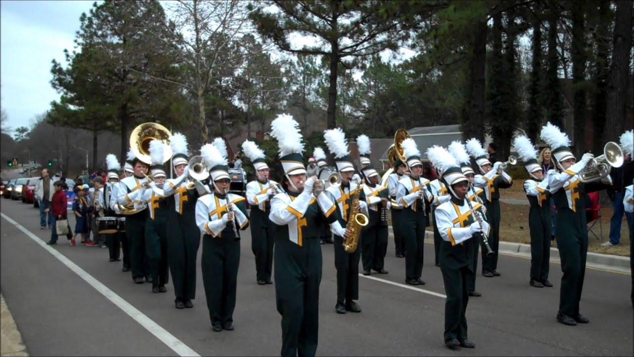 Germantown Christmas Parade 2014 - YouTube