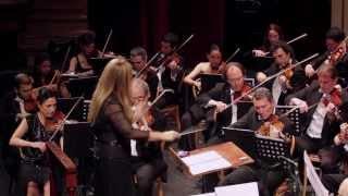 """Mendelssohn: Obertura """"Las Hébridas"""" / Directora: Mtra. Patricia Pouchulu"""